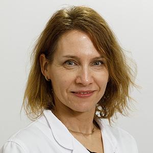 Dr Kristina Tot Vereš, pneumoftiziolog Novi Sad