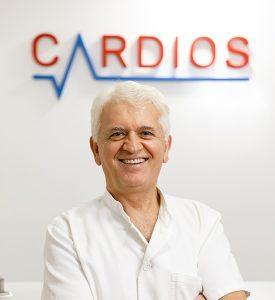 Dr Nikola Agbaba, kardiolog