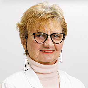 PMr sci. Med. Dr Olga Supić, radiolog Novi Sad