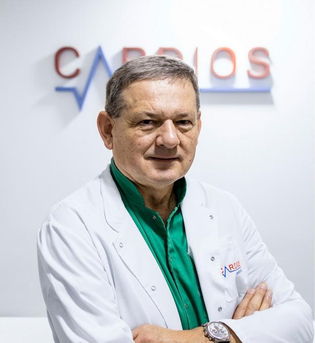 Prof. dr Stevan Trbojević, Gastroenterolog hepatolog Novi Sad